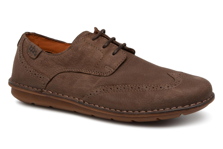 TBS Yonkers (Marron) - Chaussures à lacets chez Sarenza (330743)