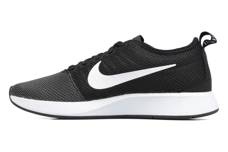 Sportssko Nike W Nike Dualtone Racer Hvid se forfra