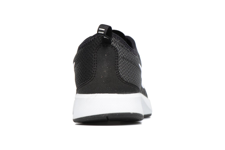Sportschuhe Nike W Nike Dualtone Racer weiß ansicht von rechts