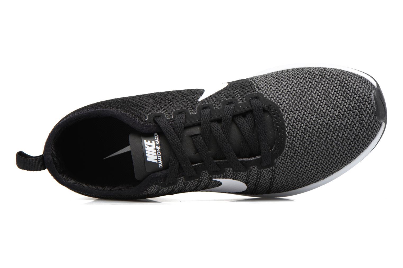 Scarpe sportive Nike W Nike Dualtone Racer Bianco immagine sinistra