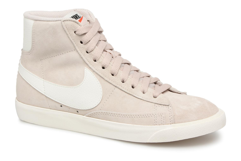 Cómodo y bien parecido Nike Wmns Blazer Mid Vntg Suede (Beige) - Deportivas en Más cómodo
