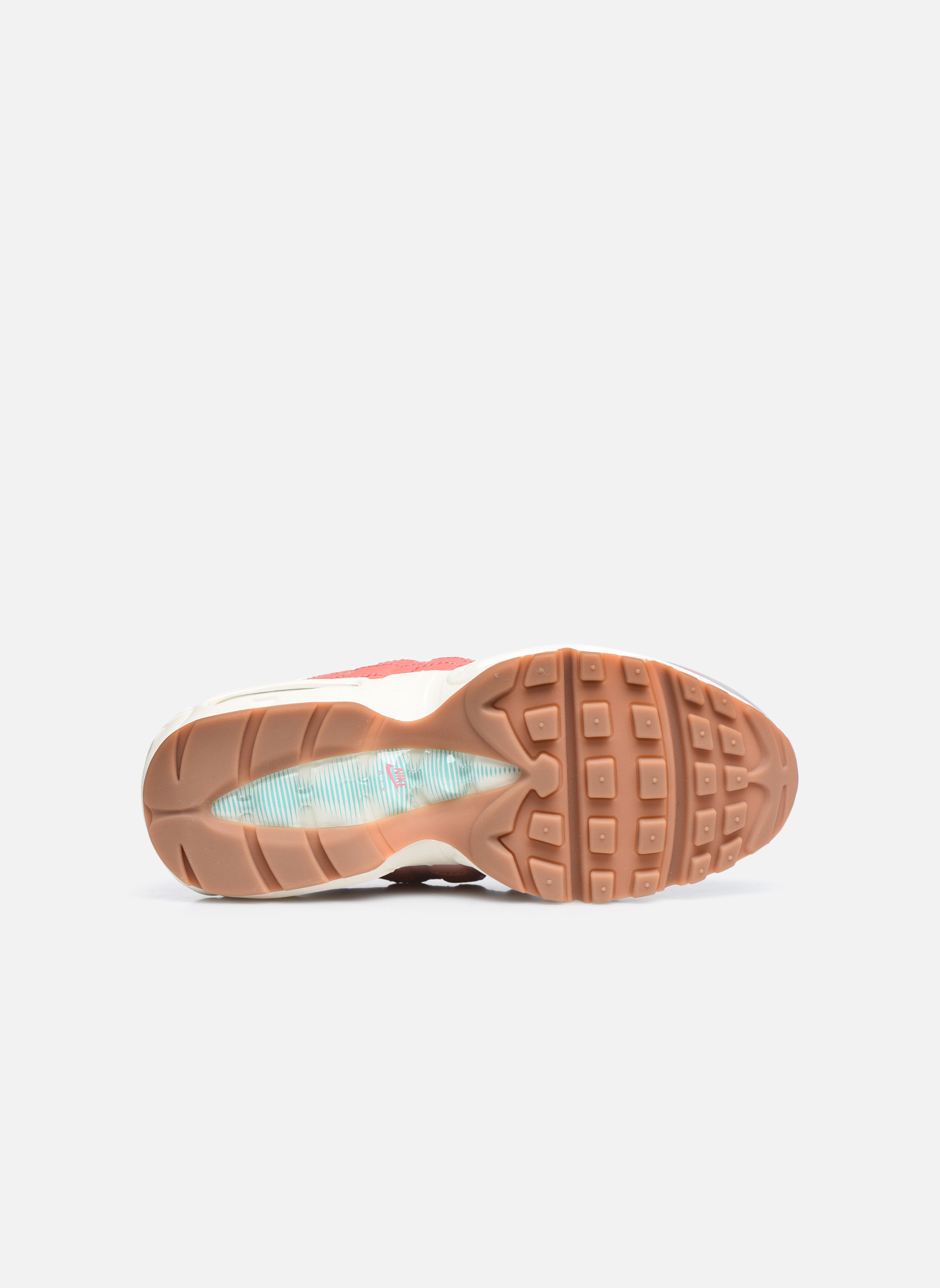 Sneakers Nike Wmns Air Max 95 Se Rood boven
