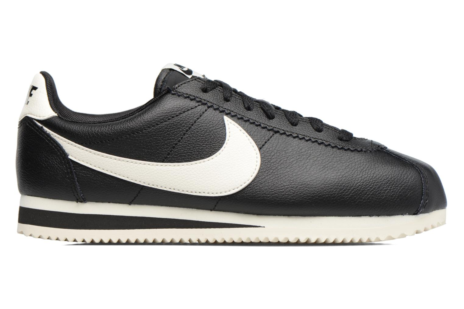 Trainers Nike Classic Cortez Leather Se Black back view