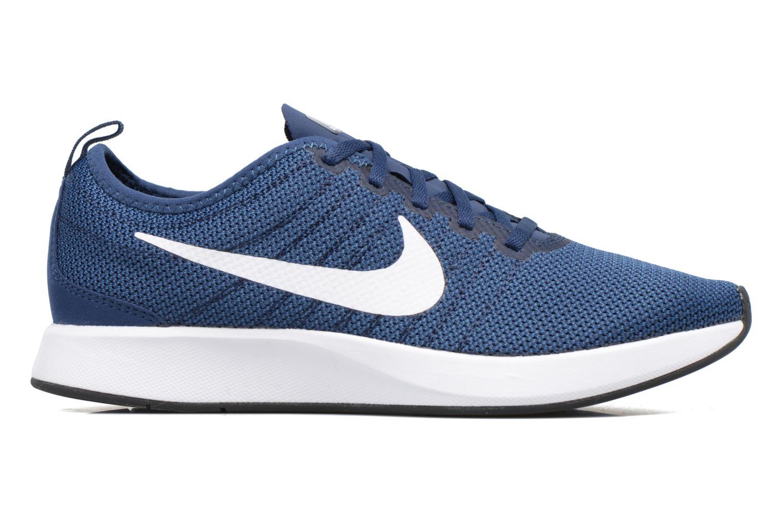Chaussures de sport Nike Nike Dualtone Racer Bleu vue derrière
