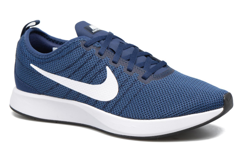 Chaussures de sport Nike Nike Dualtone Racer Bleu vue détail/paire