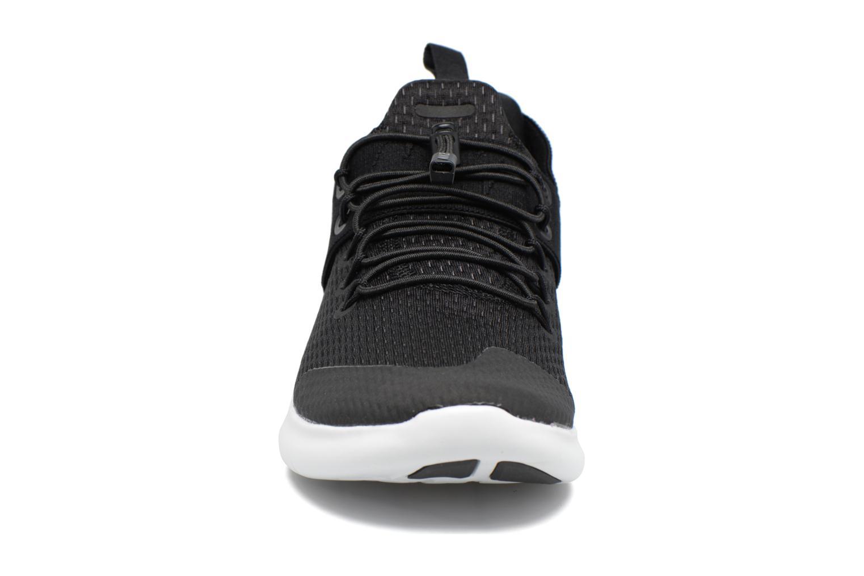 Chaussures de sport Nike Wmns Nike Free Rn Cmtr 2017 Blanc vue portées chaussures