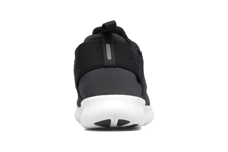 Chaussures de sport Nike Wmns Nike Free Rn Cmtr 2017 Blanc vue droite