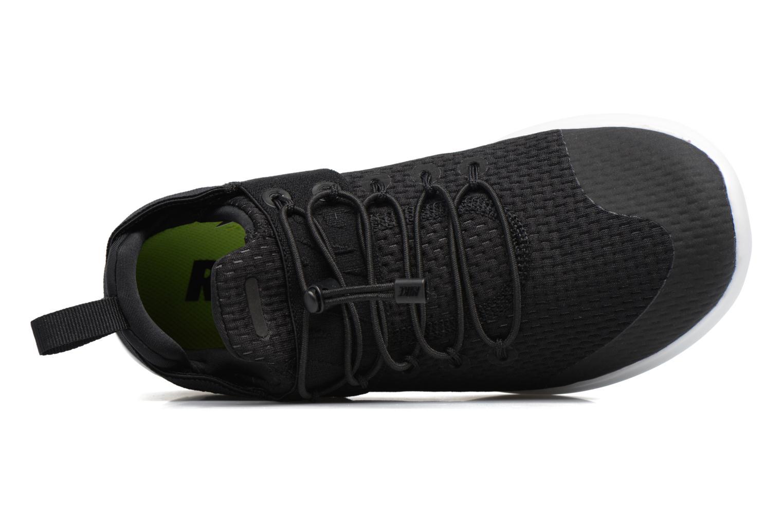 Chaussures de sport Nike Wmns Nike Free Rn Cmtr 2017 Blanc vue gauche