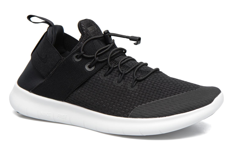 Chaussures de sport Nike Wmns Nike Free Rn Cmtr 2017 Blanc vue détail/paire