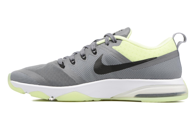 Sportssko Nike Wmns Nike Air Zoom Fitness Grå se forfra