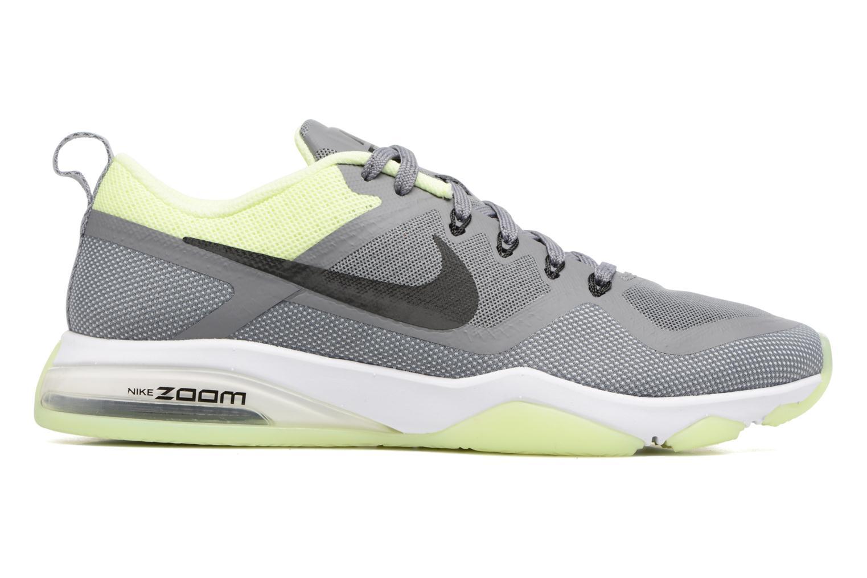 Chaussures de sport Nike Wmns Nike Air Zoom Fitness Gris vue derrière