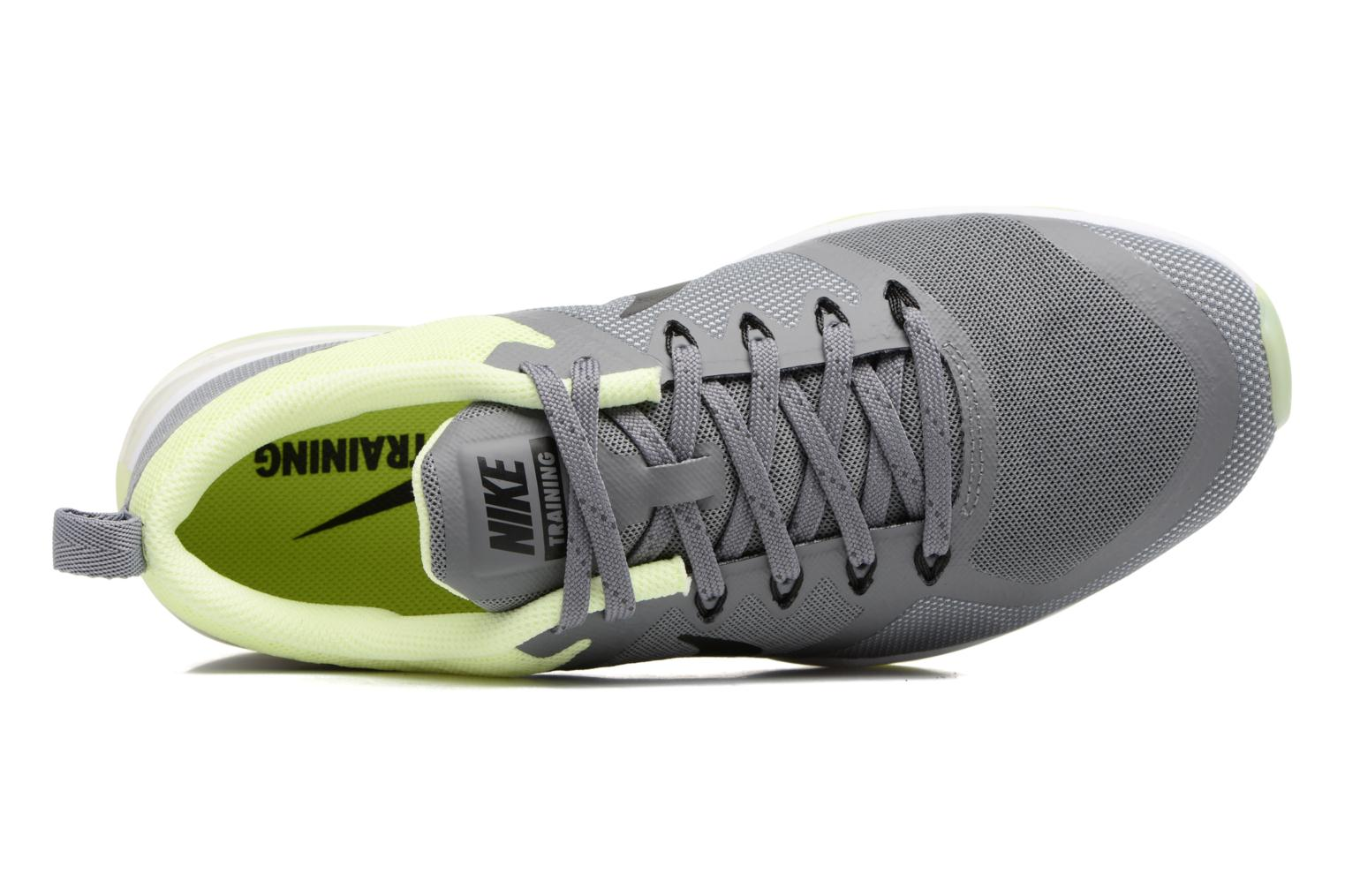Sport shoes Nike Wmns Nike Air Zoom Fitness Grey view from the left