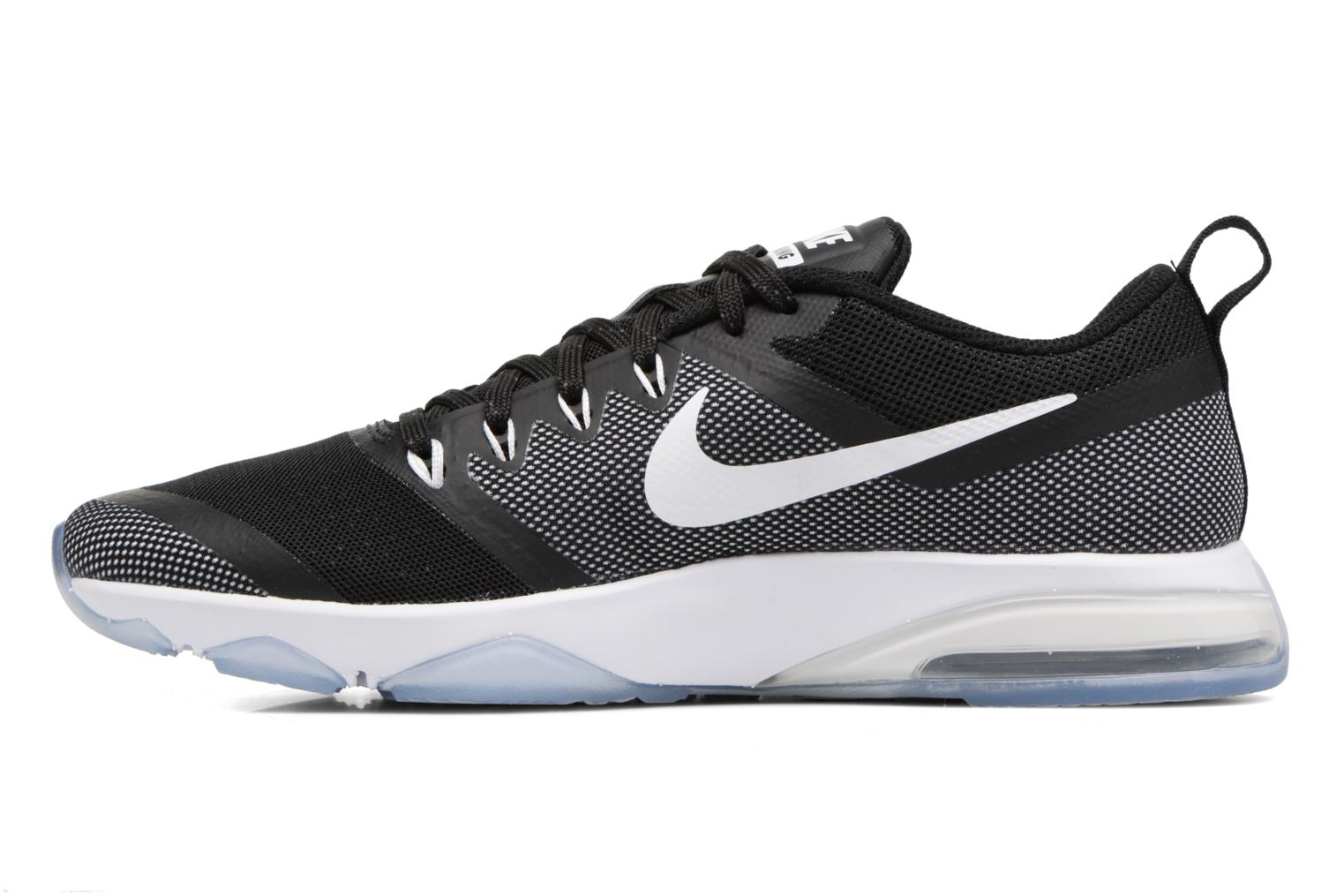 Wmns Nike Air Zoom Fitness Black/white