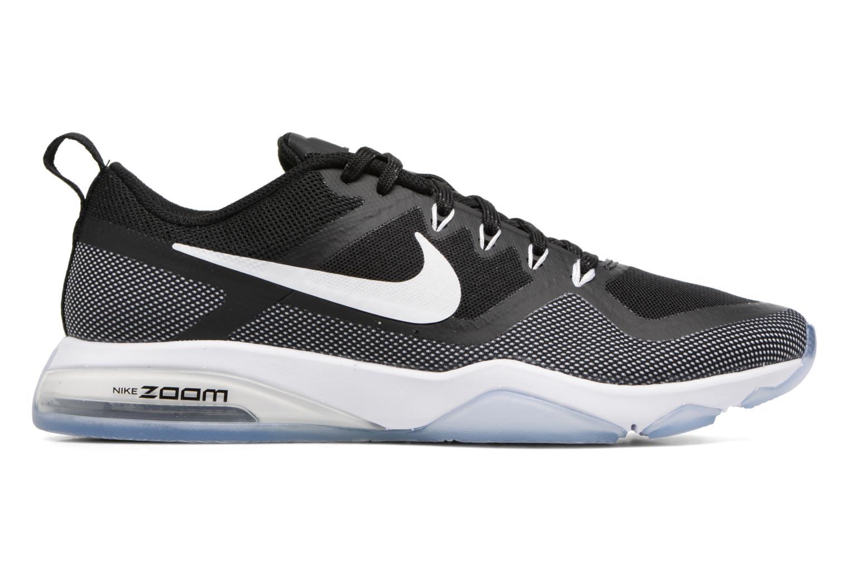 Chaussures de sport Nike Wmns Nike Air Zoom Fitness Noir vue derrière