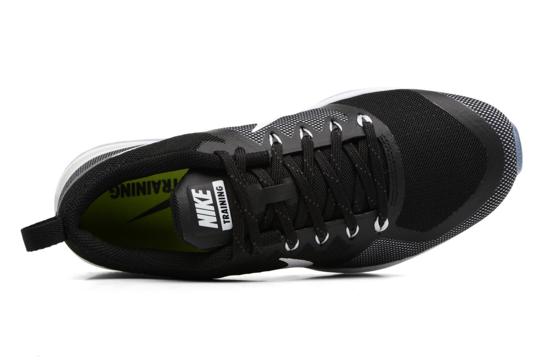 Sportschuhe Nike Wmns Nike Air Zoom Fitness schwarz ansicht von links