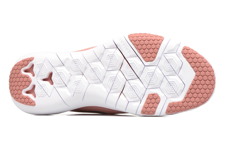 Zapatillas de deporte Nike Wmns Flex Supreme Tr 5 Bionic Rosa vista de arriba