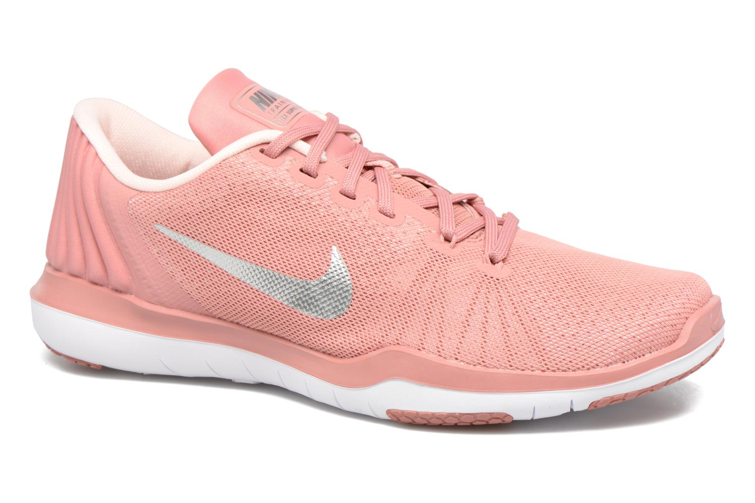 Sport shoes Nike Wmns Flex Supreme Tr 5 Bionic Pink detailed view/ Pair view