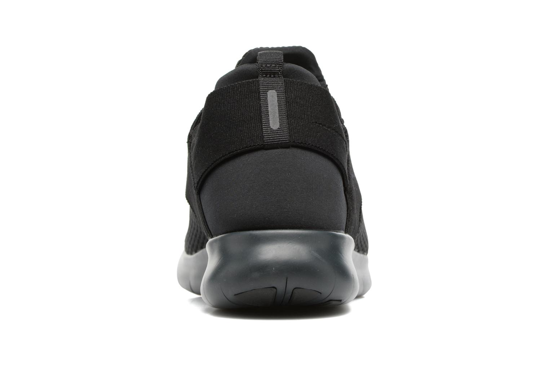 Chaussures de sport Nike Nike Free Rn Cmtr 2017 Noir vue droite