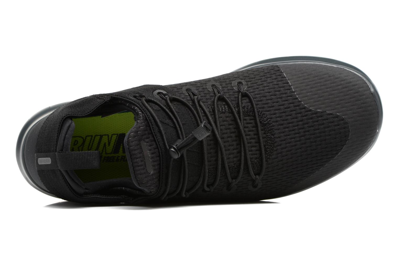 Chaussures de sport Nike Nike Free Rn Cmtr 2017 Noir vue gauche