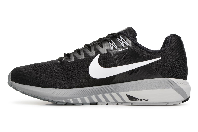 Sportschoenen Nike Nike Air Zoom Structure 21 Zwart voorkant
