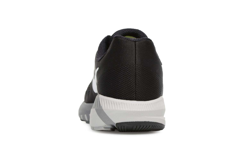 Sportschoenen Nike Nike Air Zoom Structure 21 Zwart rechts