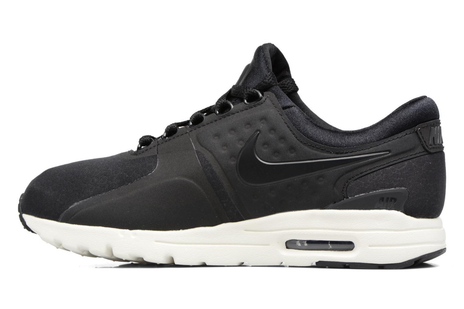 W Air Max Zero Prm Black/Black-Sail-Dark Grey