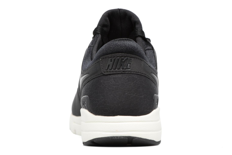 Baskets Nike W Air Max Zero Prm Noir vue droite