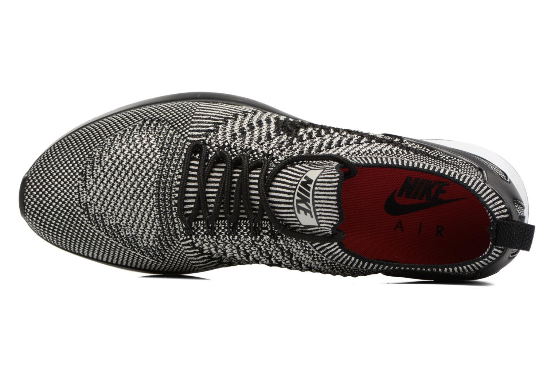 Baskets Nike Air Zoom Mariah Flyknit Racer Gris vue gauche