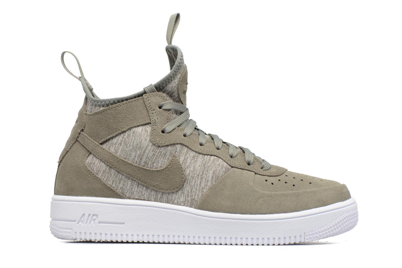 Baskets Nike Air Force 1 Ultraforce Mid Prm Vert vue derrière