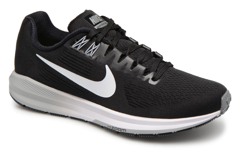 Cómodo y bien parecido Nike W Nike Air Zoom Structure 21 (Negro) - Deportes de deporte en Más cómodo