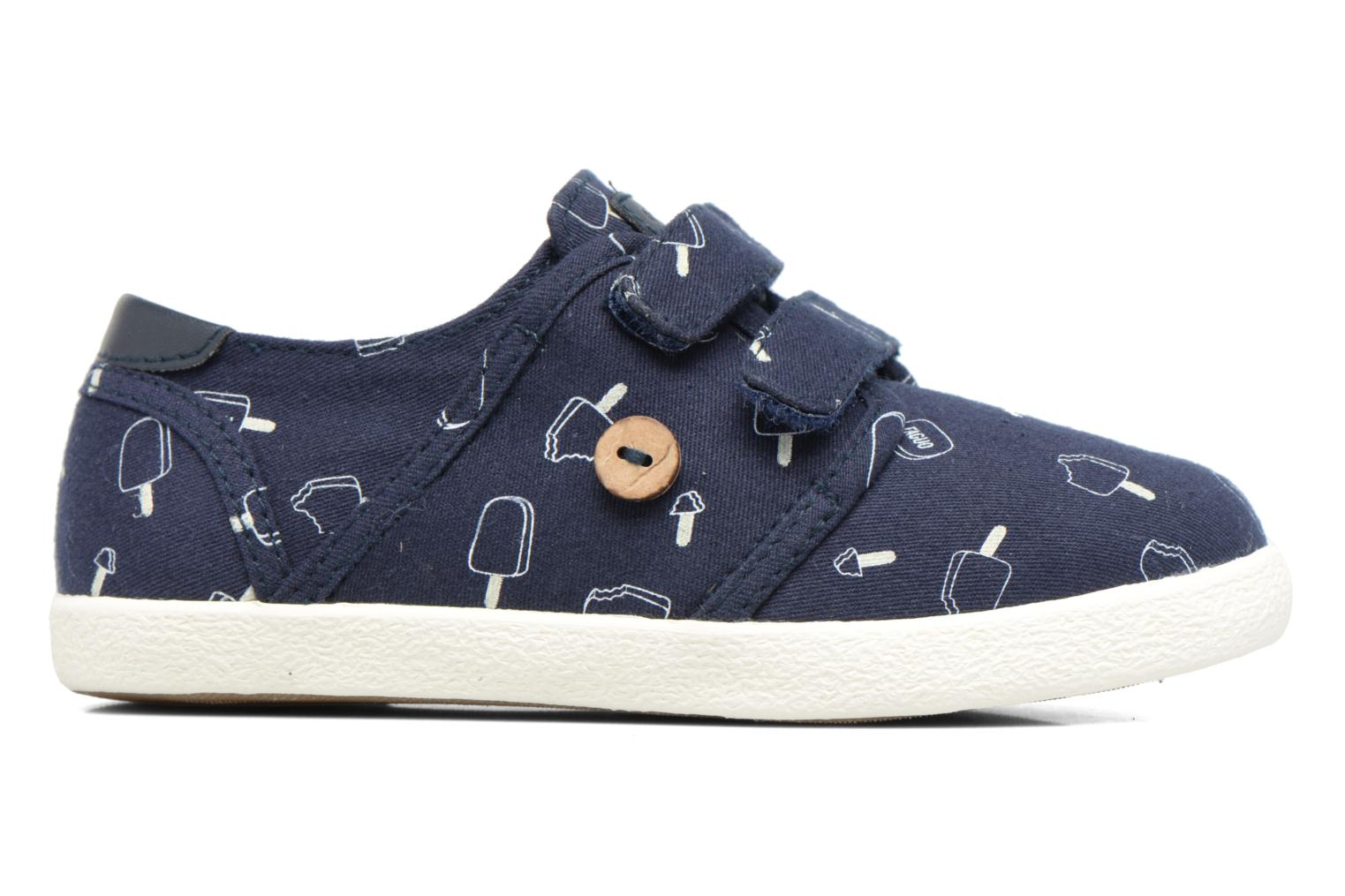 Cypress Velcro Ice Navy