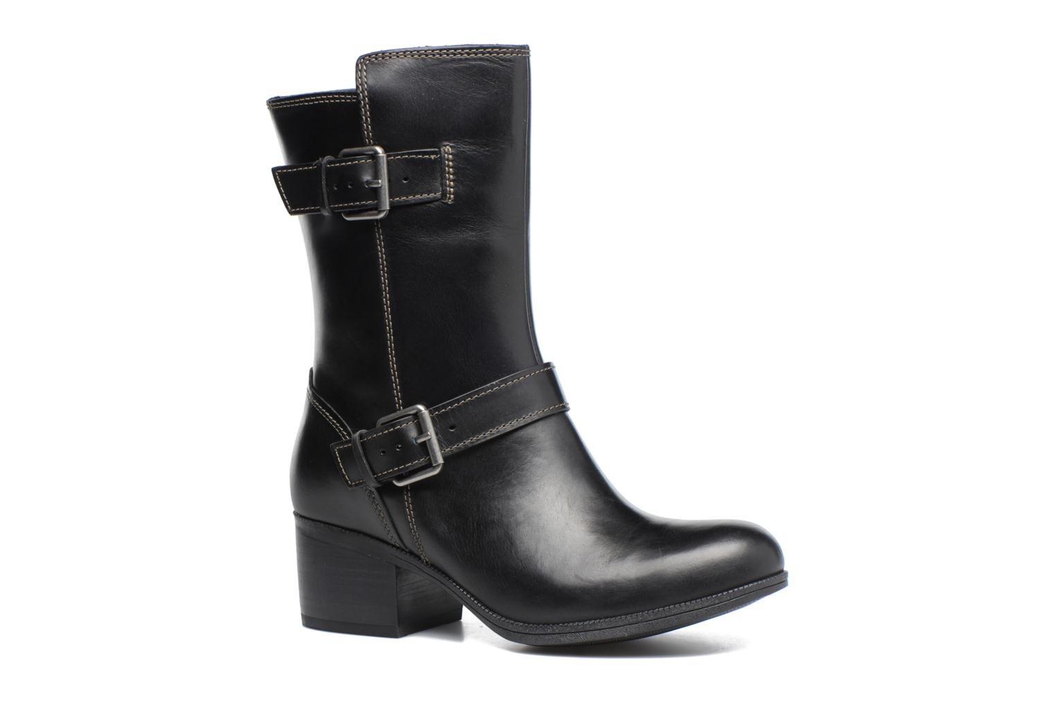 Boots & wellies Clarks Maypearl Oasis Black detailed view/ Pair view