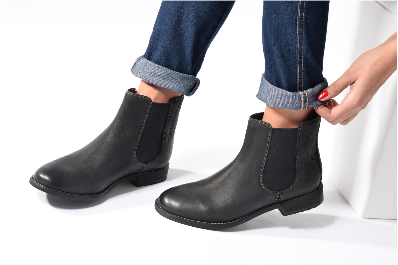 Bottines et boots Clarks Maypearl Nala Marron vue bas / vue portée sac