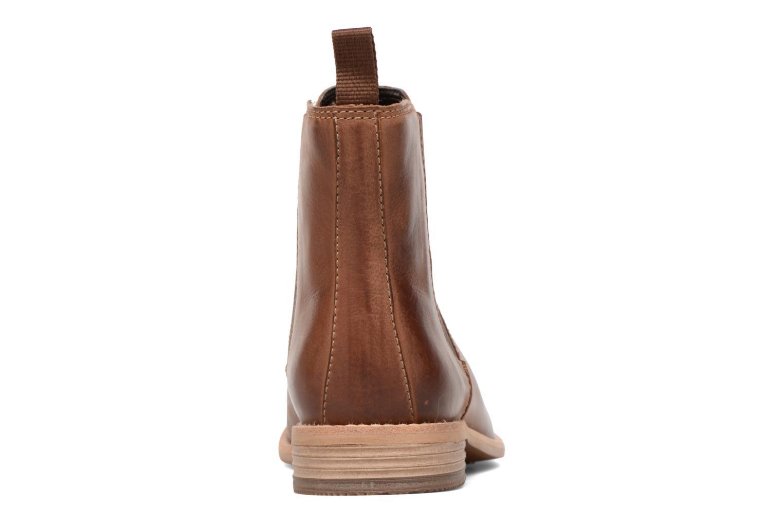 Bottines et boots Clarks Maypearl Nala Marron vue droite