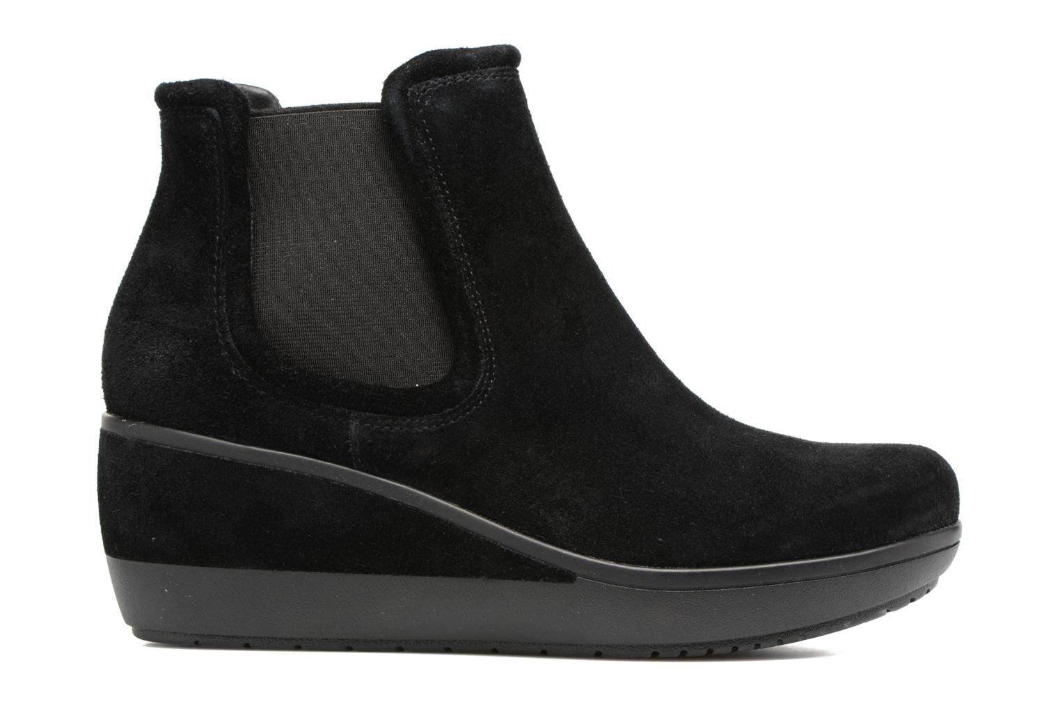 Ankle boots Clarks Wynnmere Mara Black back view