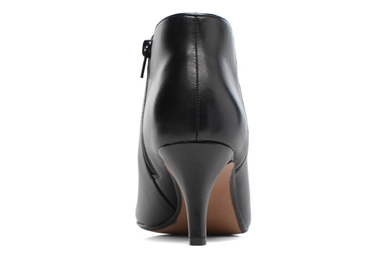 Arista Paige Black leather