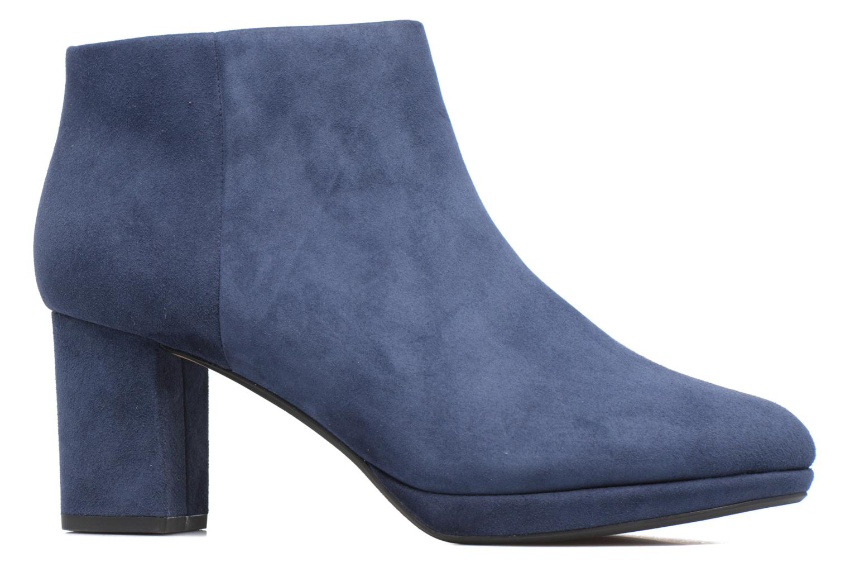 Bottines et boots Clarks Kelda Nights1 Bleu vue derrière