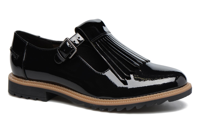 Grandes descuentos últimos zapatos Clarks Griffin Mia (Negro) - Mocasines Descuento