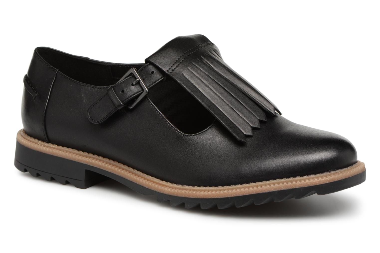 Zapatos promocionales Clarks Griffin Mia (Negro) - Mocasines   Cómodo y bien parecido