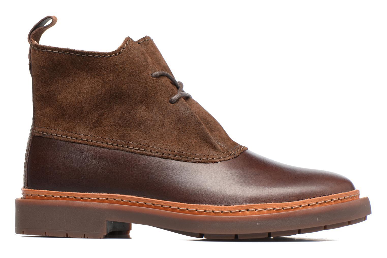 Bottines et boots Clarks Trace Fawn Marron vue derrière