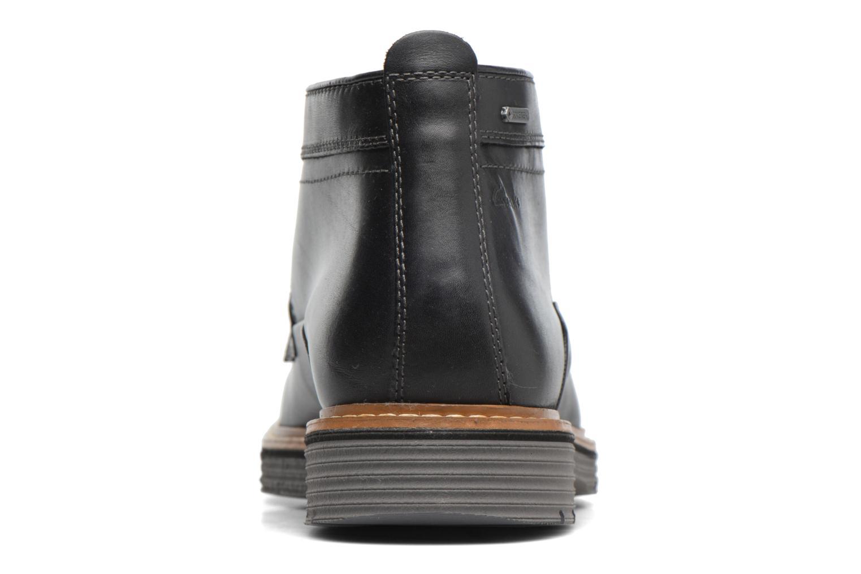 Newkirk Up GTX Black leather