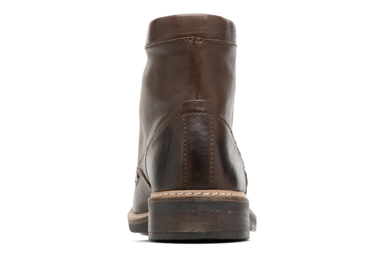 Boots en enkellaarsjes Clarks Blackford Hi Bruin rechts