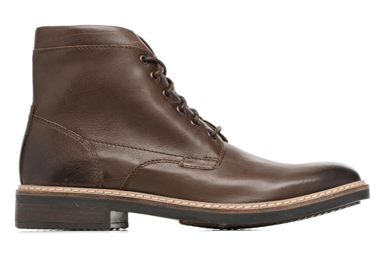 Boots en enkellaarsjes Clarks Blackford Hi Bruin achterkant
