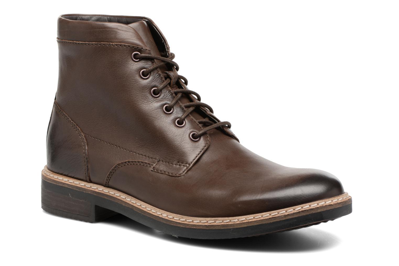 Boots en enkellaarsjes Clarks Blackford Hi Bruin detail