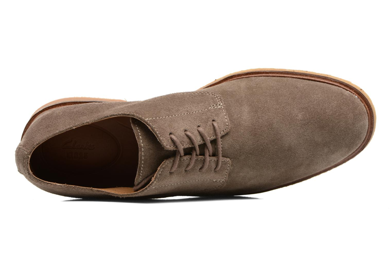 Clarkdale Moon OLIVE SUEDE