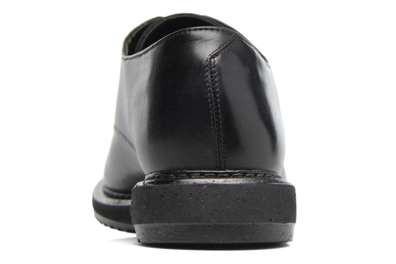 Chaussures à lacets Clarks KenleyWalk GTX Noir vue droite