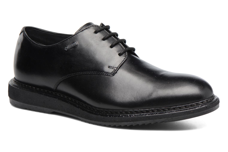 Chaussures à lacets Clarks KenleyWalk GTX Noir vue détail/paire