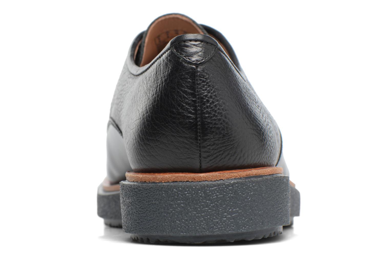 Chaussures à lacets Clarks Modur Walk Noir vue droite