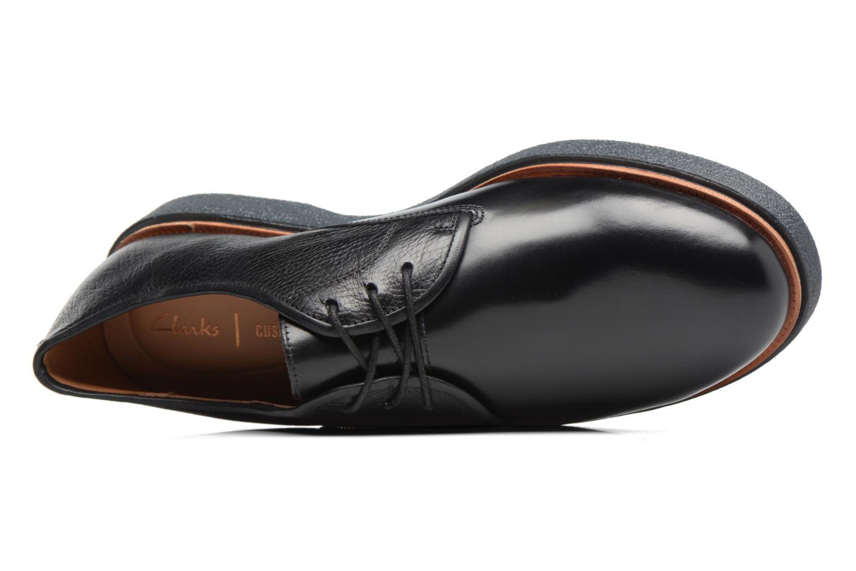 Chaussures à lacets Clarks Modur Walk Noir vue gauche