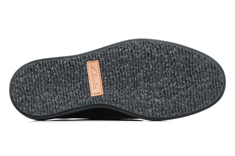 Chaussures à lacets Clarks Modur Walk Noir vue haut